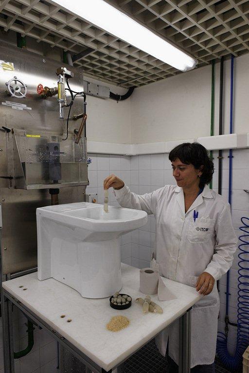El itc primer laboratorio espa ol en certificar aparatos for Aparatos sanitarios
